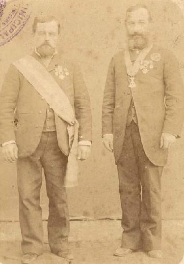 HISTORIA DE 9 DE JULIO (BS. AS.): LA MASONERIA Y SUS HOMBRES